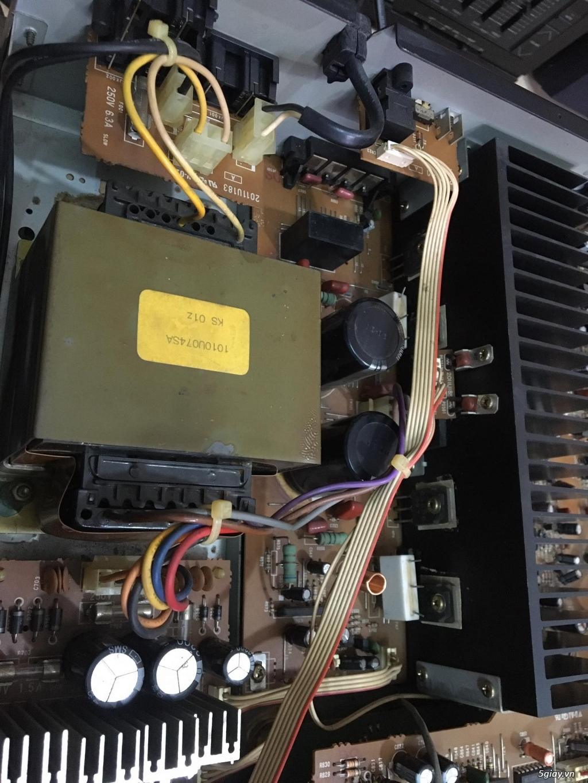 Ampli BMB - DAM - Mixer số - 9