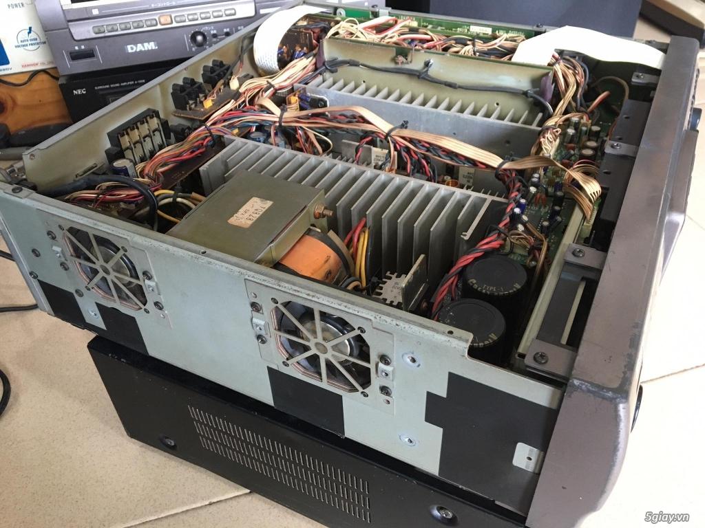 Ampli BMB - DAM - Mixer số - 18