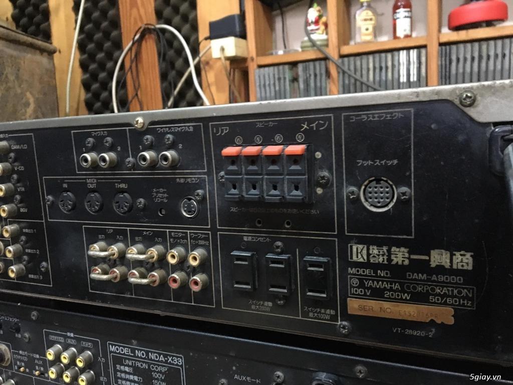 Ampli BMB - DAM - Mixer số - 20