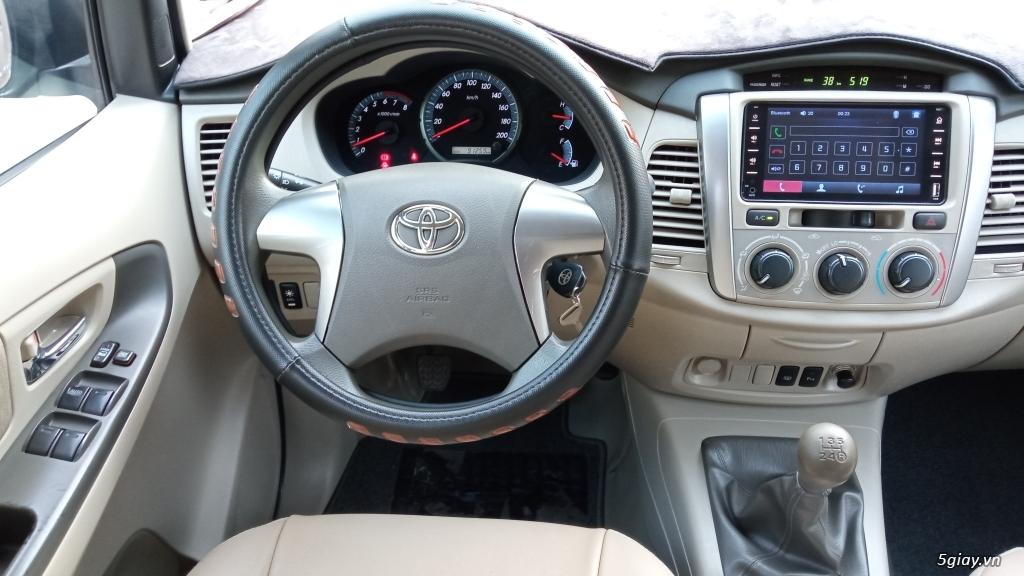 Toyota Innova 2.0E 2016 zin 99%