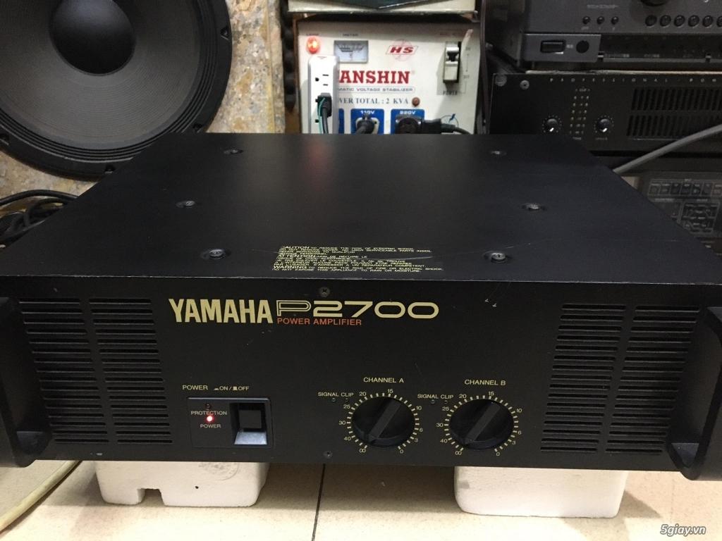 Power Yamaha 2 kênh-4 kênh-monoblock