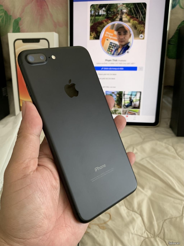 7plus 128G Black TBH 99%, Pin 100%, BH 12-2012 !!!