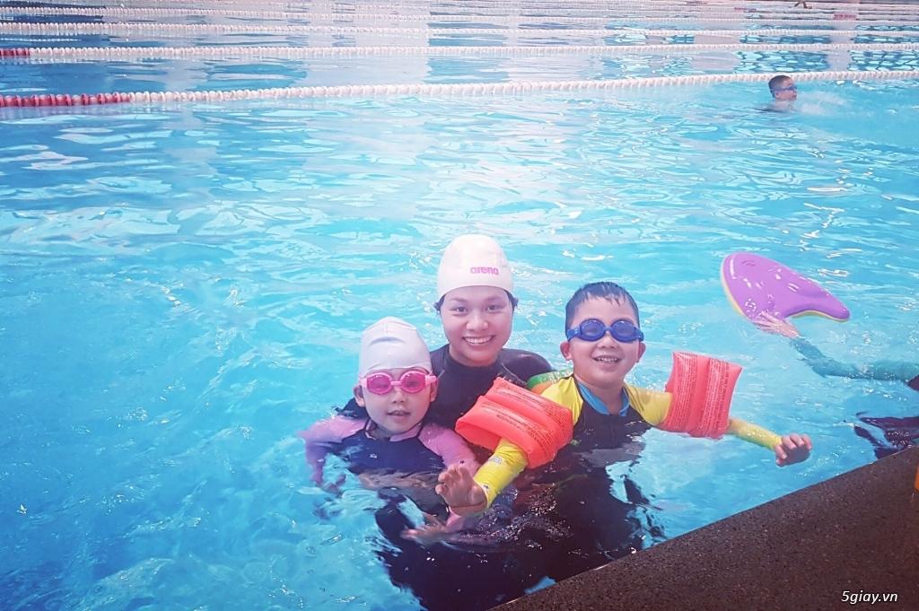Đi bơi mùa dịch NÊN hay KHÔNG?