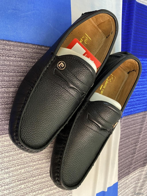 Cần bán 1 đôi giày Pierre Cardin chính hãng fullbox size 40 - 1