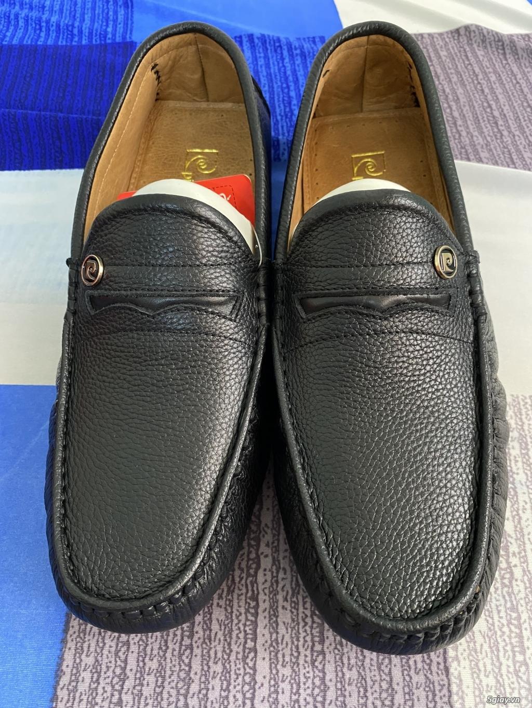 Cần bán 1 đôi giày Pierre Cardin chính hãng fullbox size 40 - 2