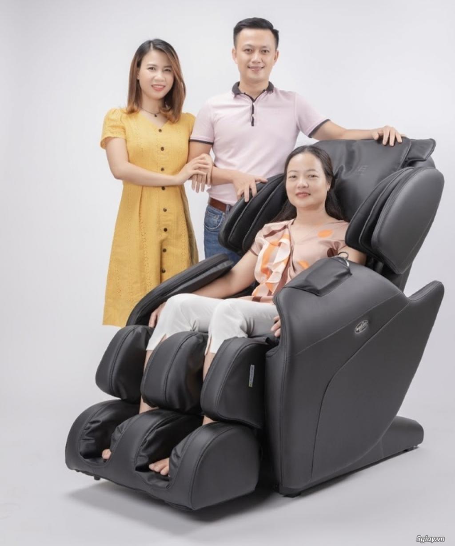 Ghế Massage Quận Đống Đa  Maxcare Home - 1