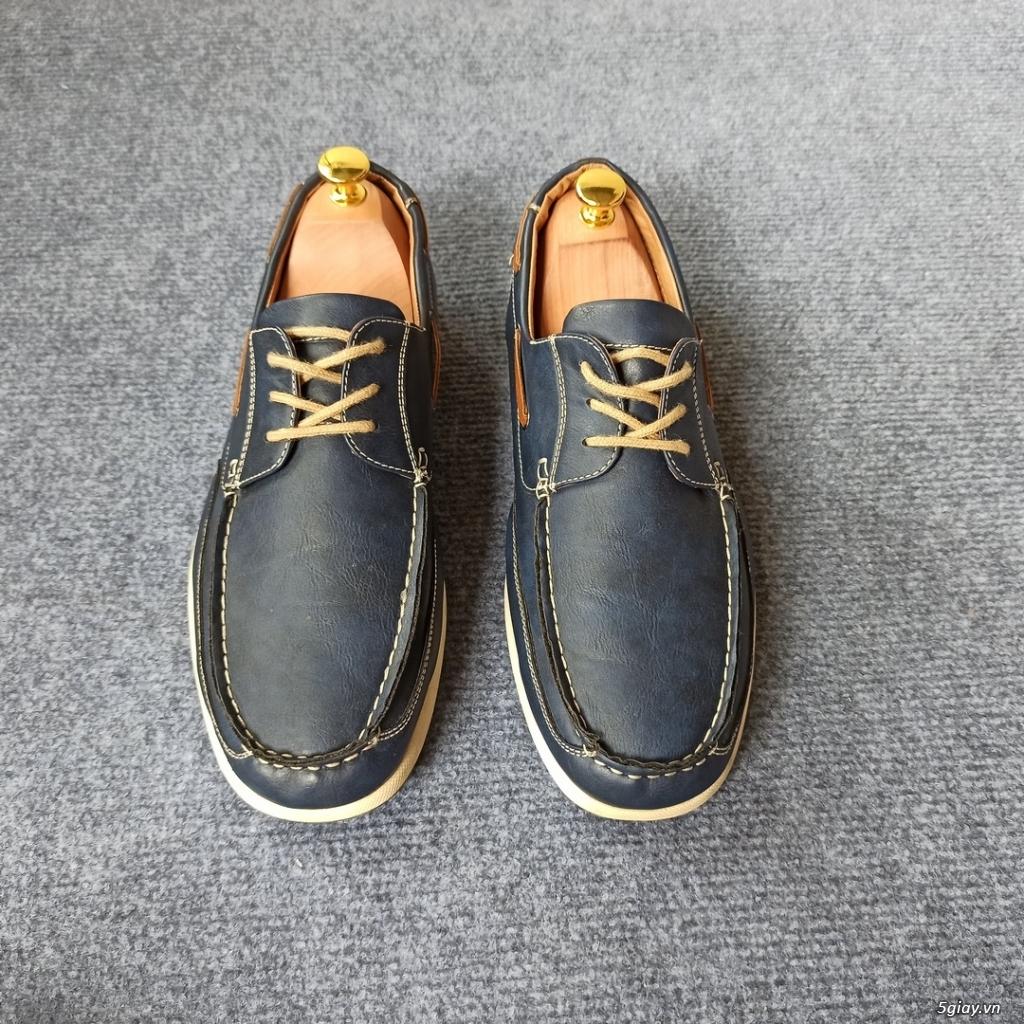 Giày da mềm chính hãng 2hand-zl 0907130133 - 3