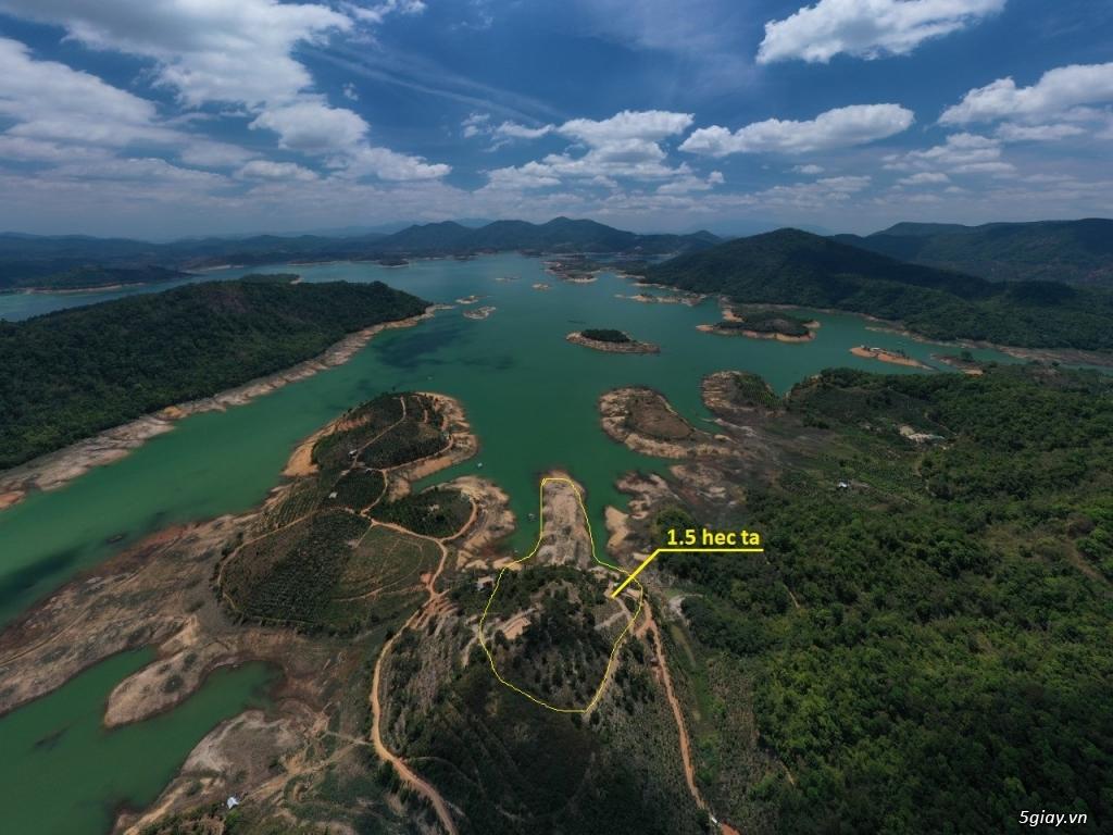 Đất sát hồ lớn - 15.000 m2 - Bảo Lộc - Lâm Đồng. Tặng thiết kế - 1