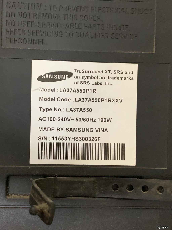Bán tivi Samsung 37 inch LA37A550 - 1