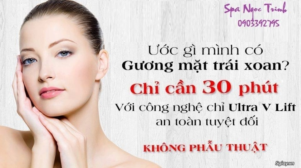 Căng da mặt bằng chỉ Collagen giá bao nhiêu/ Căng da mặt bằng chỉ collagen/ Căng da mặt bằng chỉ