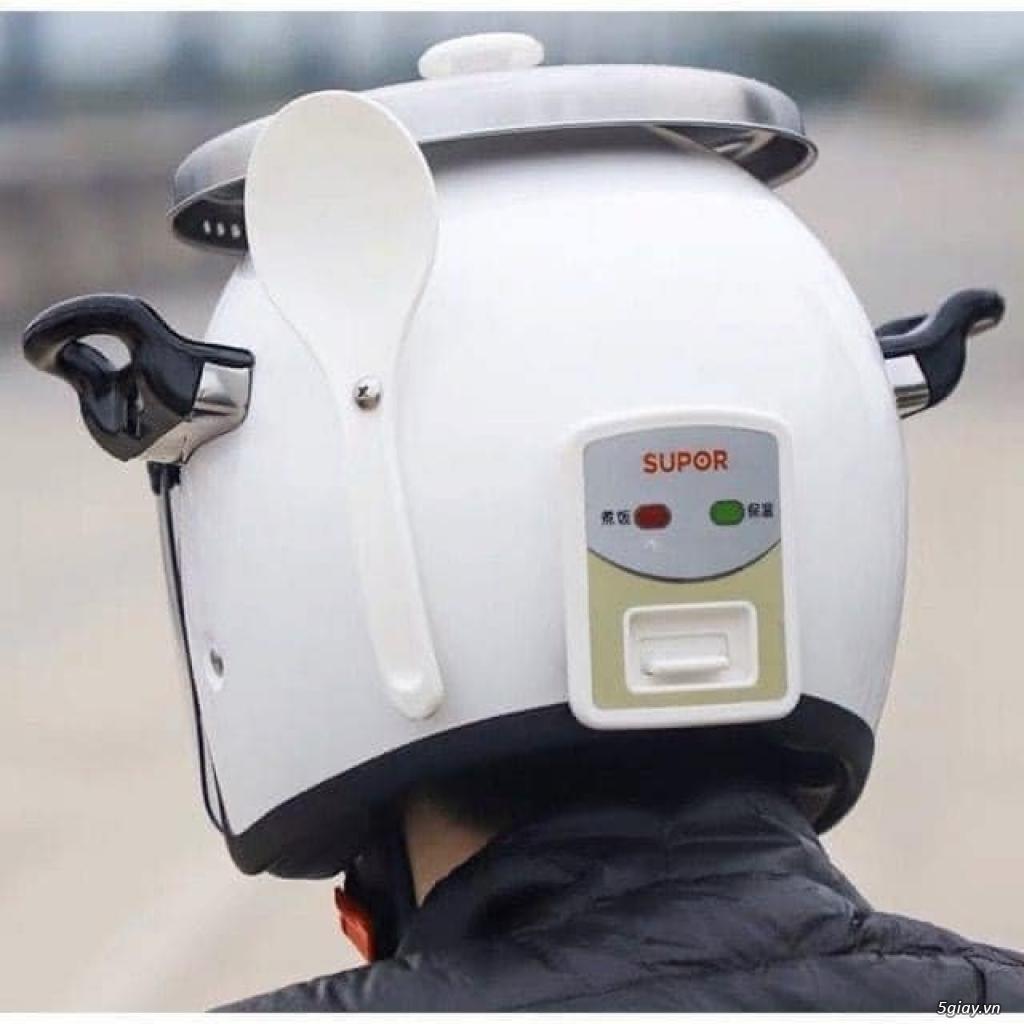 sửa nón bảo hiểm - 1