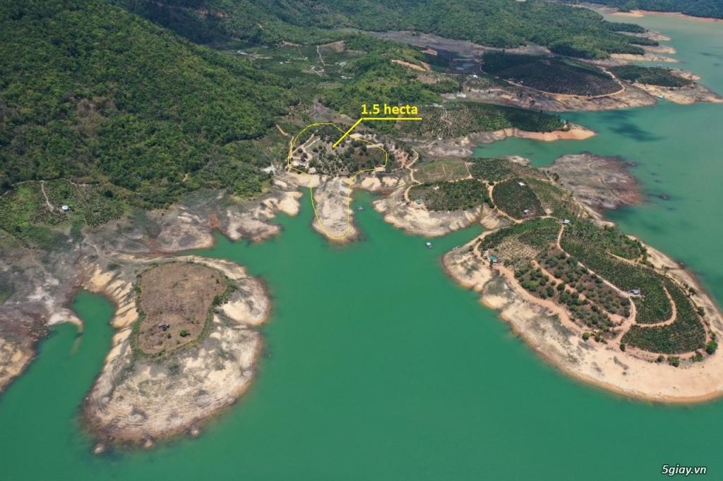 Đất sát hồ lớn - 15.000 m2 - Bảo Lộc - Lâm Đồng. Tặng thiết kế - 3
