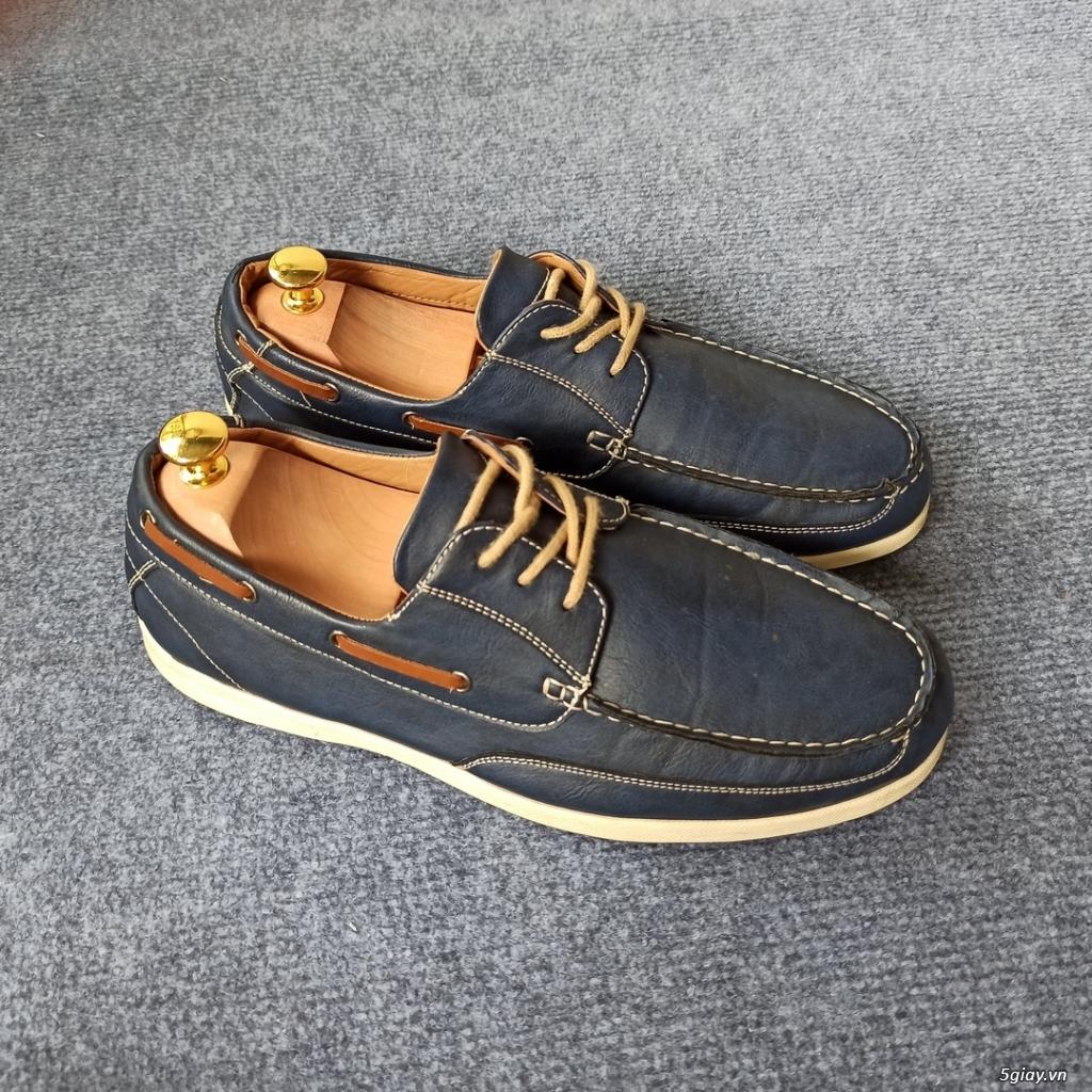 Giày da mềm chính hãng 2hand-zl 0907130133 - 2