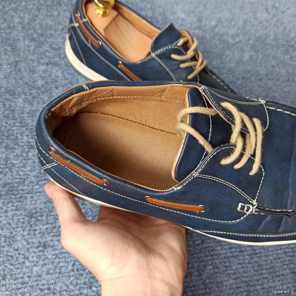 Giày da mềm chính hãng 2hand-zl 0907130133 - 1
