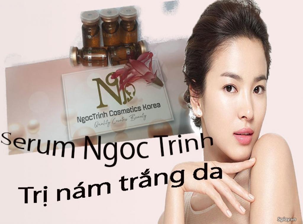 Kem Trị Nám Tàn Nhang / Serum trị nám / Kem trị nám Hàn Quốc Thuốc / Trị Nám Beauty Ngoc Trinh - 2