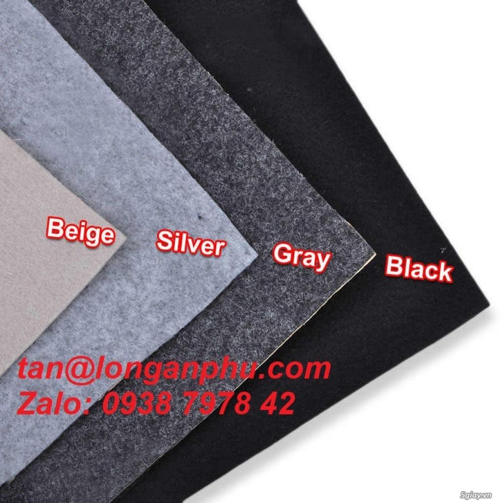 Nhà máy sản xuất vải không dệt xăm kim,PP chống cháy lót balo,túi xách