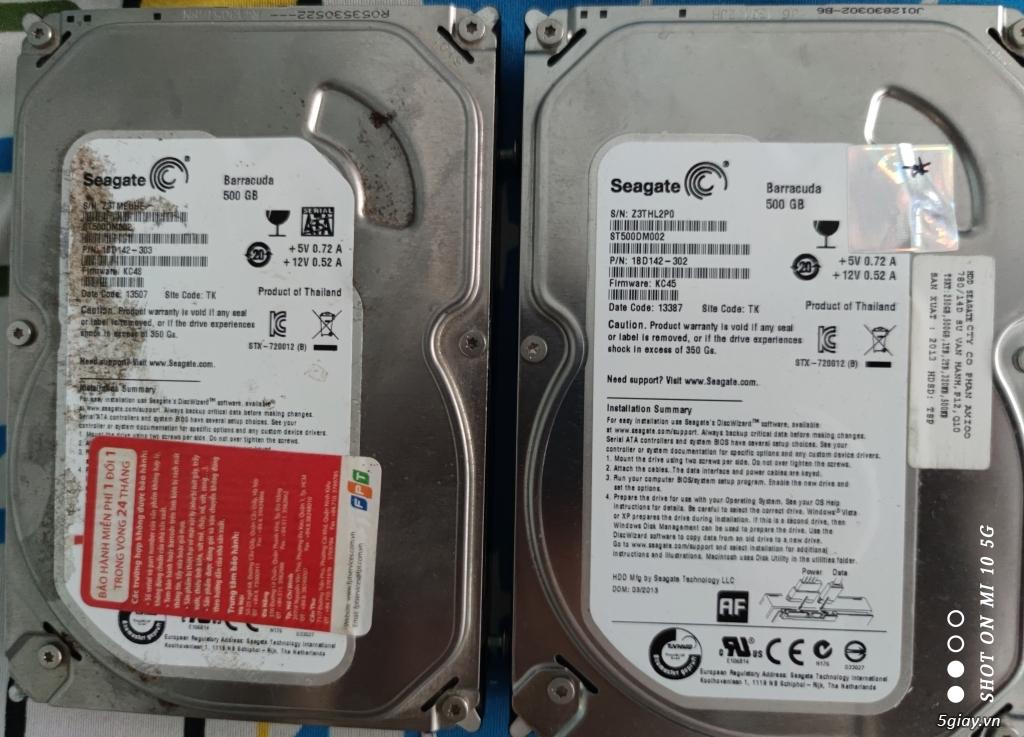 Đổi HDD sang SSD