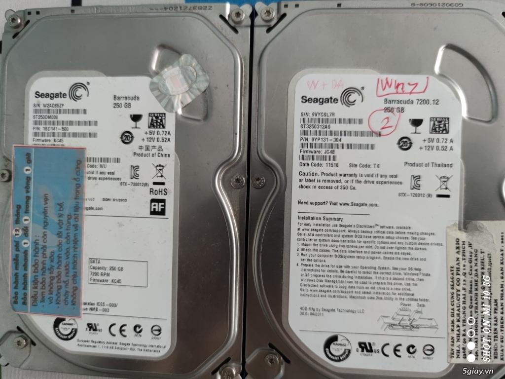 Đổi HDD sang SSD - 1