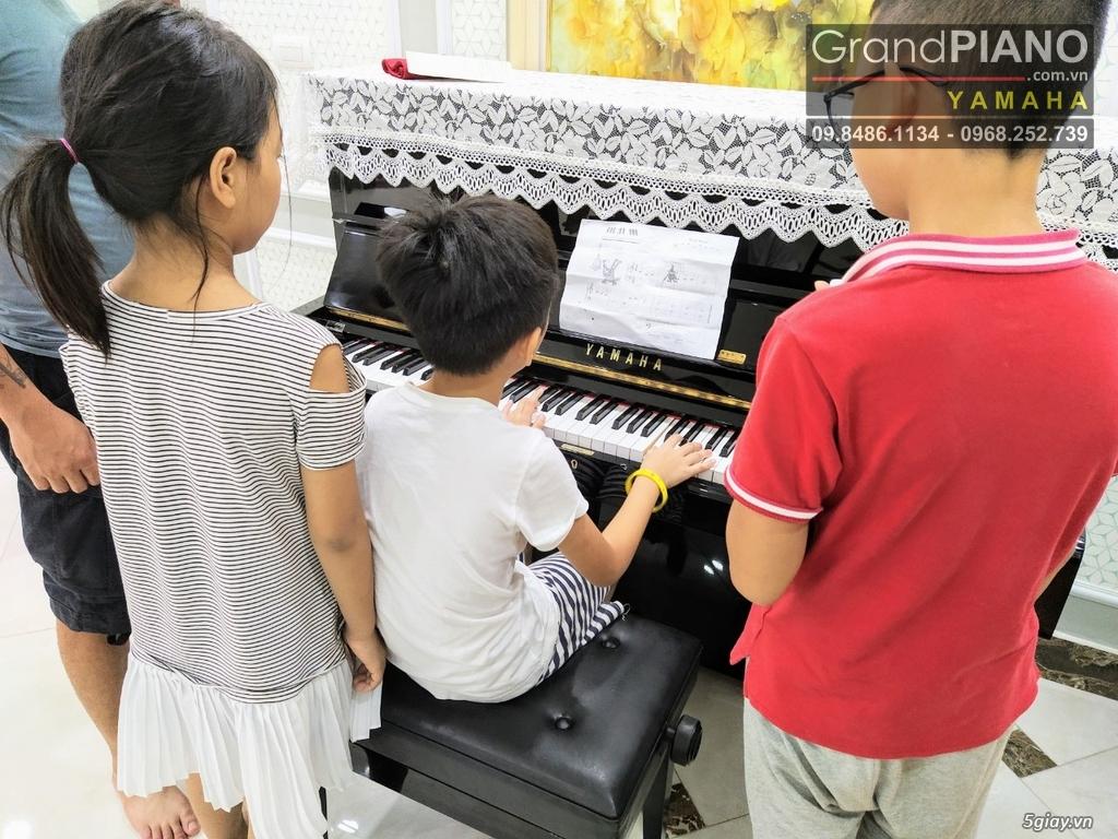 Hoàn thiện vận chuyển PIANO YAMAHA U1H tại Hoa Bằng, Tây Hồ
