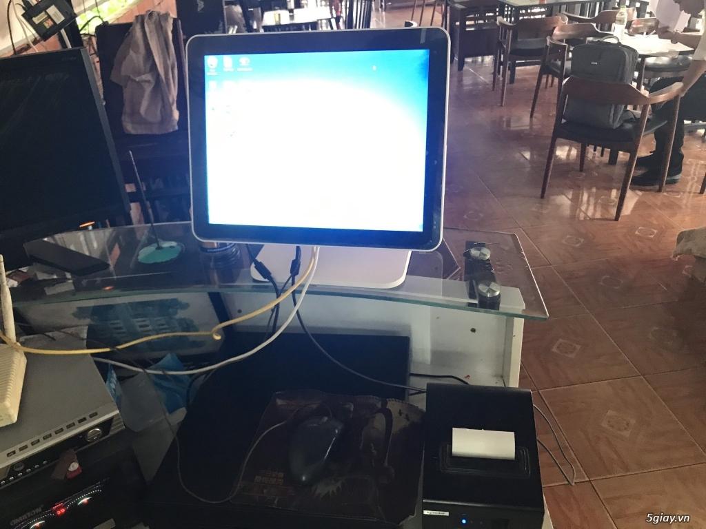 Bán máy tính tiền trọn bộ cho nhà hàng tại hà giang