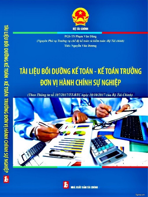 Tài liệu bồi dưỡng kế toán - Kế toán trưởng mới nhất - 1