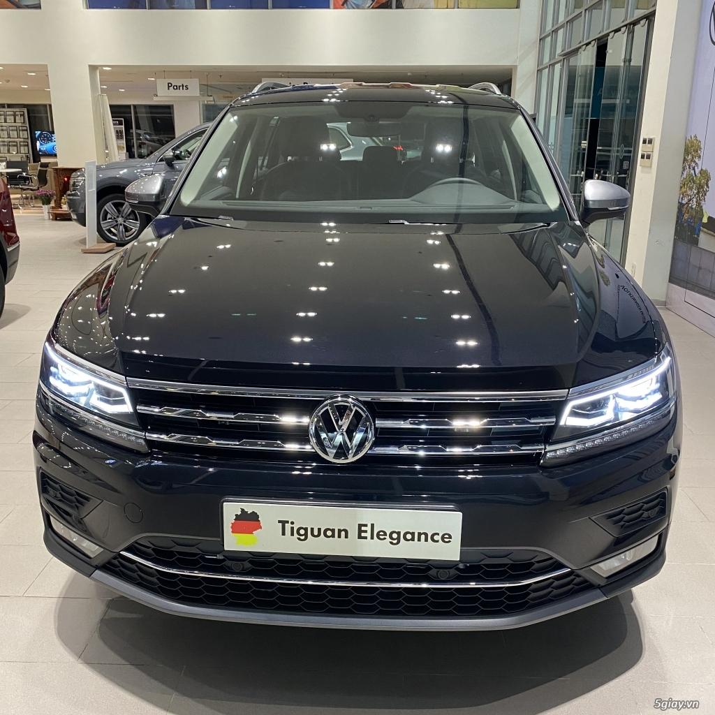 Volkswagen Tiguan 2021- Ưu đãi T5 Tặng 50% phí TB hoặc 100tr phụ kiện - 4