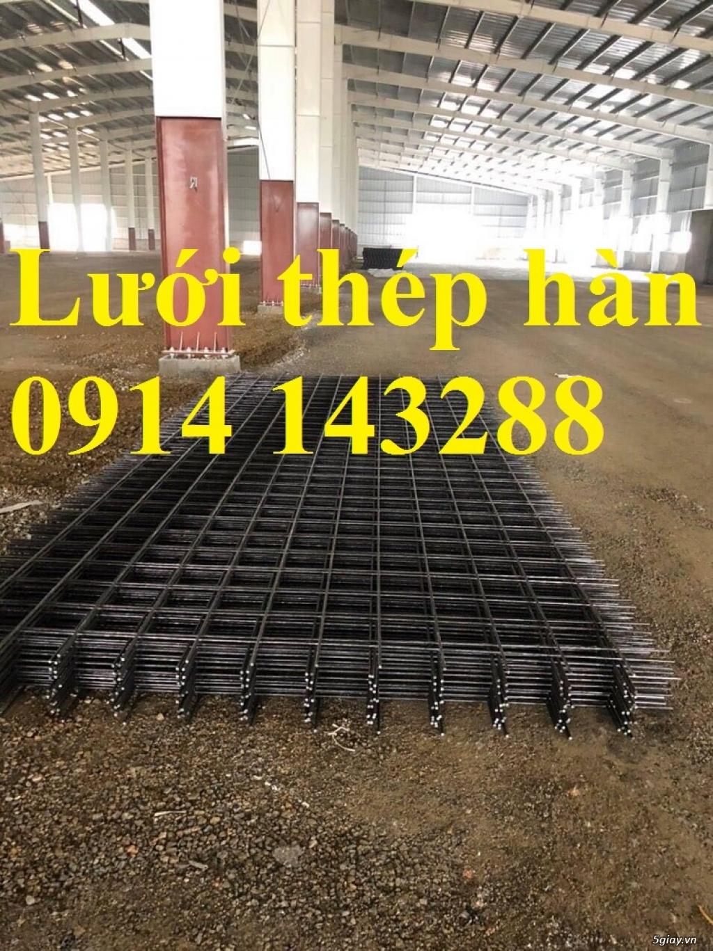 Sản xuất lưới thép hàn, lưới thép hàn cường lực, hàng rào lưới thép.