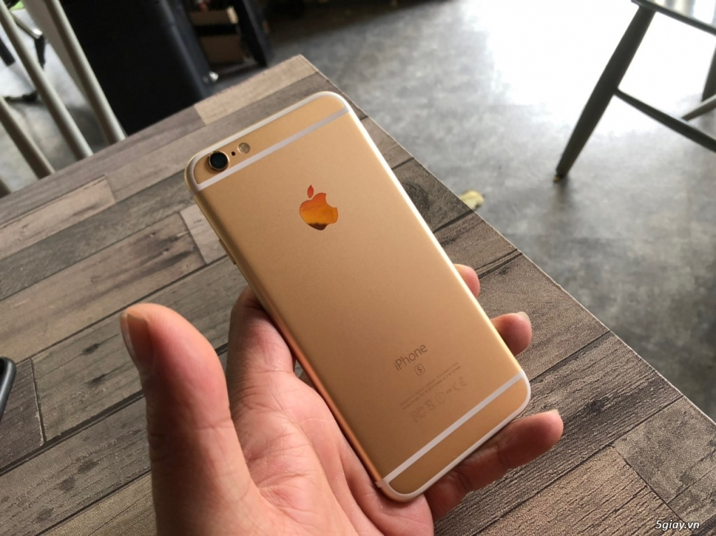 Iphone 6S 64G Gold - 2