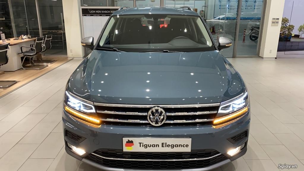 Volkswagen Tiguan 2021- Ưu đãi T5 Tặng 50% phí TB hoặc 100tr phụ kiện