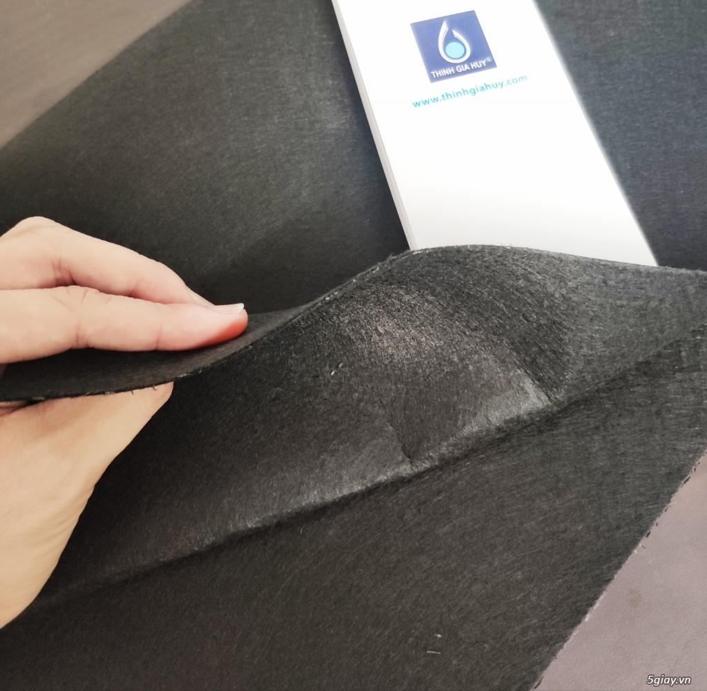 Vải kubu lót sofa , vải nỉ không dệt , vải Felt , vải hút dầu - 2