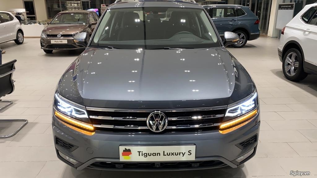 Volkswagen Tiguan 2021- Ưu đãi T5 Tặng 50% phí TB hoặc 100tr phụ kiện - 1