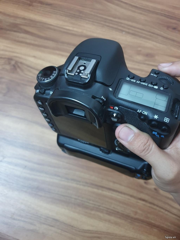 Máy ảnh Canon 7D (body + Grip + 2 pin) đang dùng tốt, ngoại hình đẹp - 6