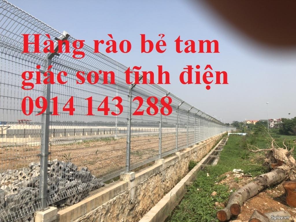 Sản xuất lưới thép hàn, lưới thép hàn cường lực, hàng rào lưới thép. - 3