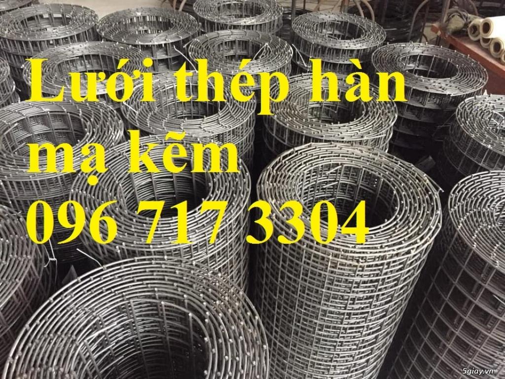 Sản xuất lưới thép hàn, lưới thép hàn cường lực, hàng rào lưới thép. - 14