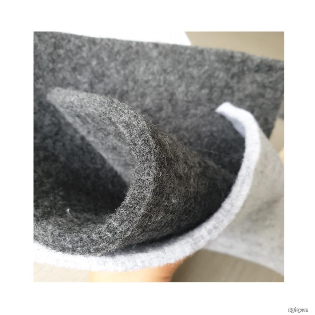 Chuyên cung cấp vải Kubu, Xăm kim không dệt lót Balo, Túi xách, Giày - 2