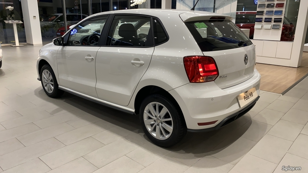 Volkswagen Polo Hatchback 2021 - Siêu ưu đãi tháng 5 từ VWSG - 4