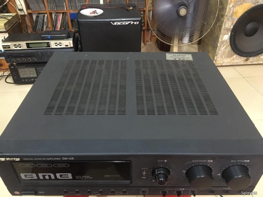 Ampli BMB - DAM - Mixer số - 11