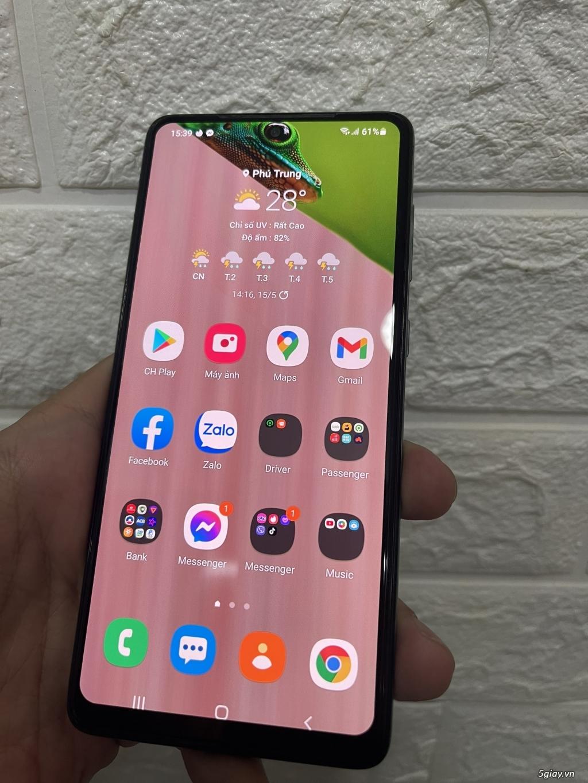 Samsung A71 chính hãng new 99% giá rẻ