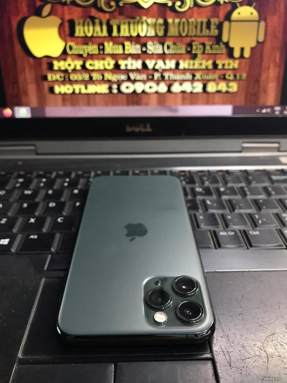 iPhone 11 pro zin all zin áp quốc tế MỸ mới 99% - 5