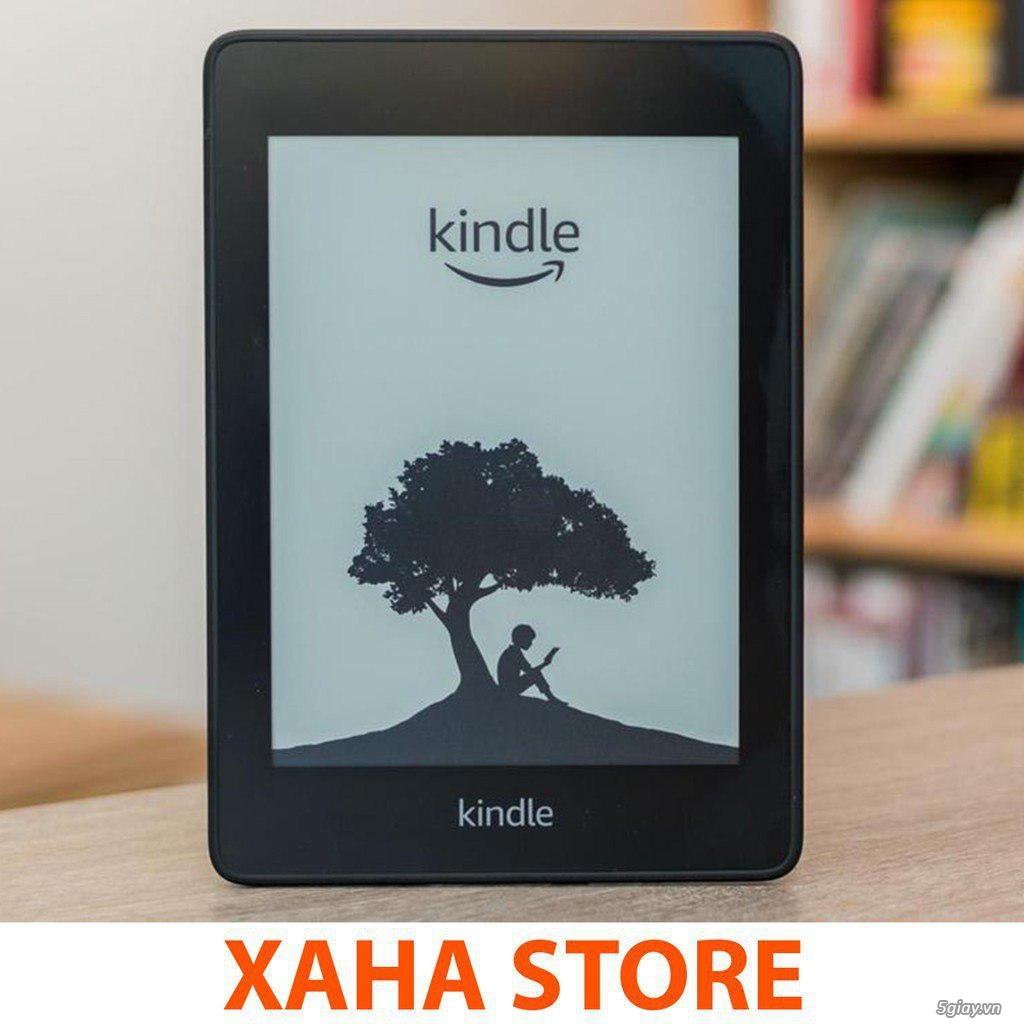 Cần bán: máy đọc sách Kindle Paperwhite 4