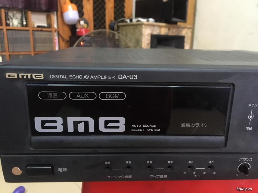 Ampli BMB - DAM - Mixer số - 12
