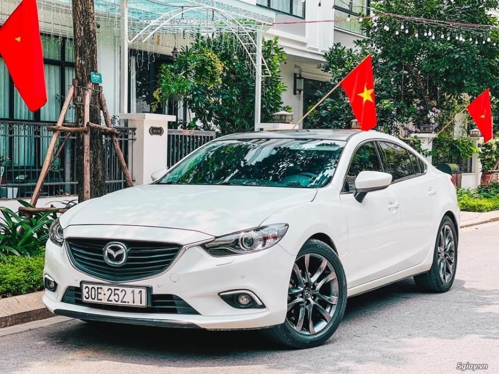 Mazda 6 2016 2.5 Premium Full option - 4
