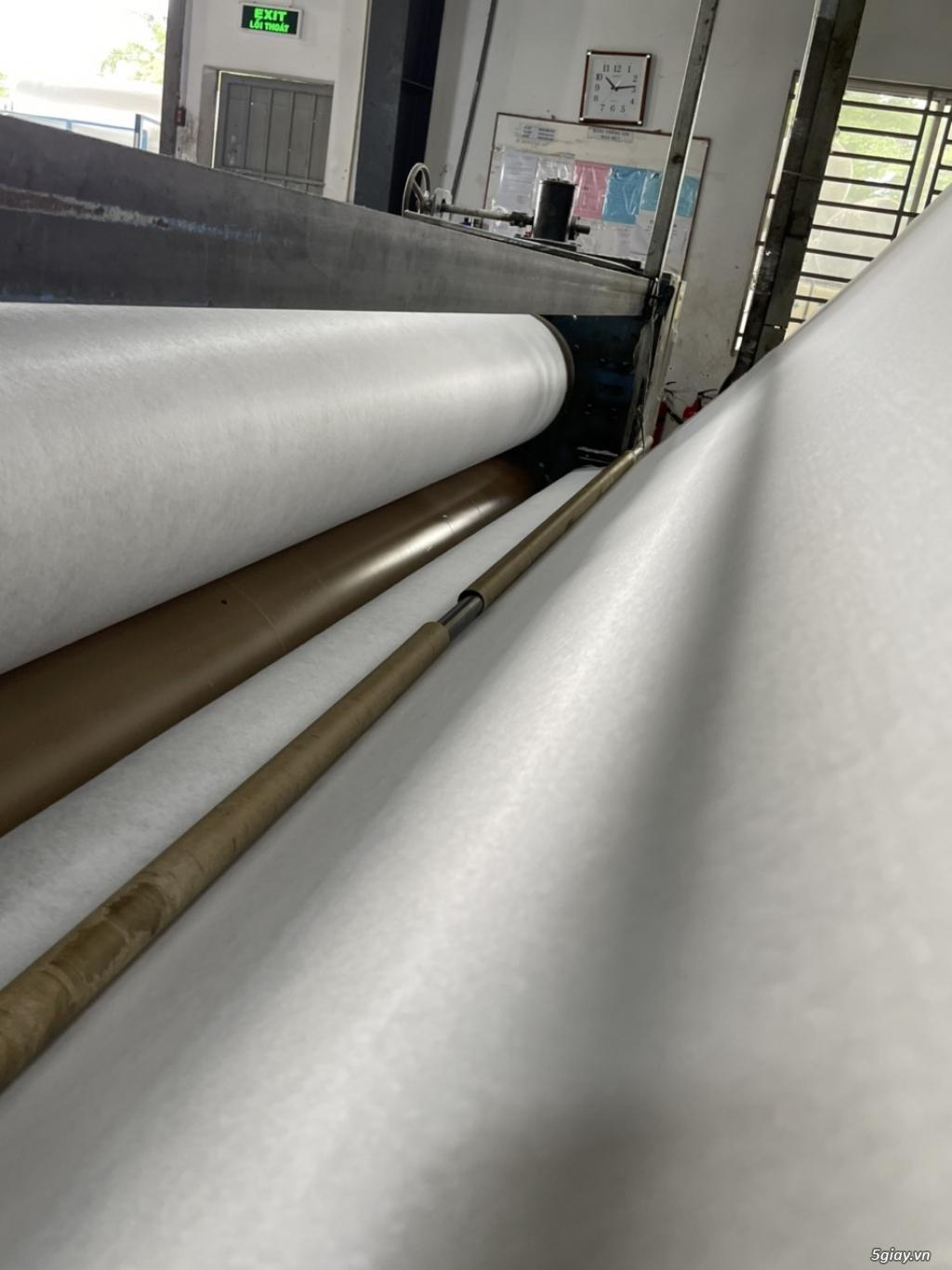 Nhà máy sản xuất vải không dệt xăm kim