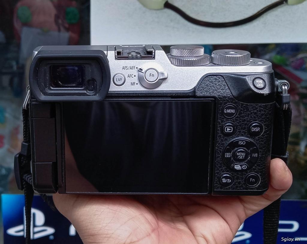 Bán 1 bộ Panasonic Lumix GX8 + lens Lumix 14-42mm HD - 6