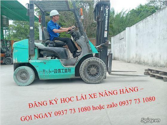 Mở lớp học lái xe nâng điện ở Thuận An Bình Dương, giá rẻ