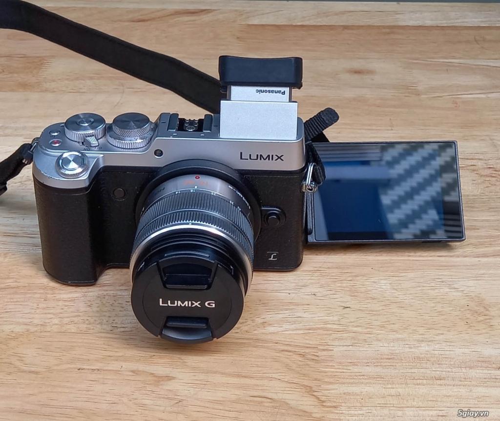 Bán 1 bộ Panasonic Lumix GX8 + lens Lumix 14-42mm HD - 2