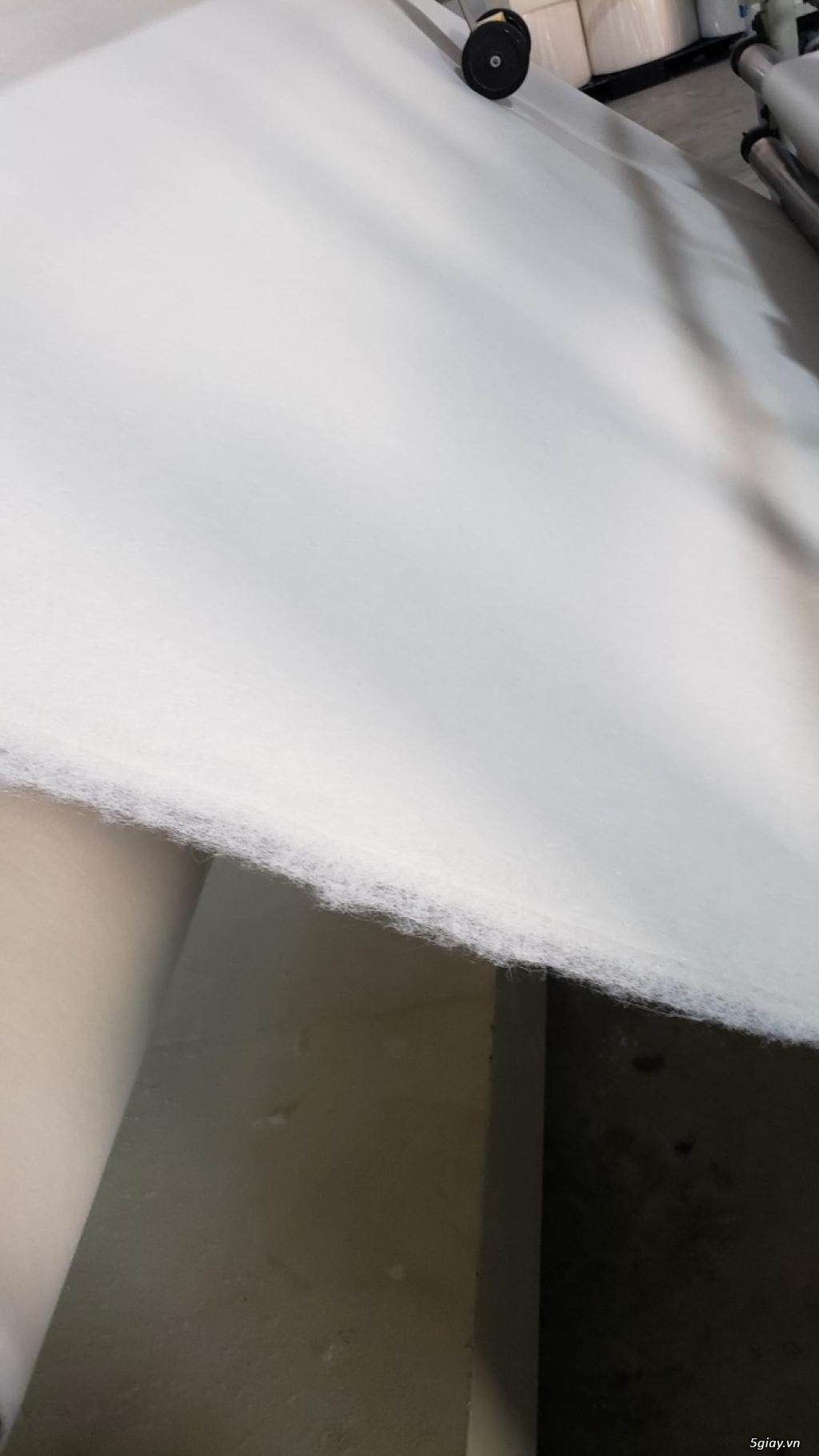 Nhà máy sản xuất : VẢI KHÔNG DỆT- FELT , Xăm Kim - 2