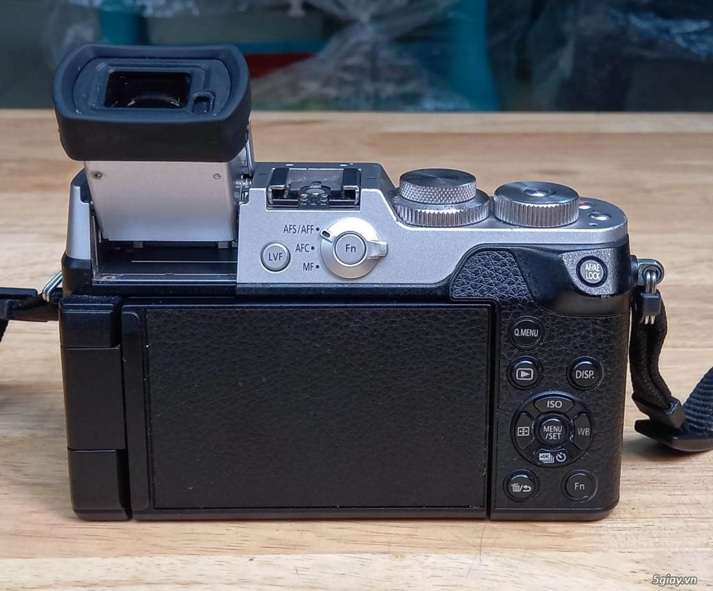 Bán 1 bộ Panasonic Lumix GX8 + lens Lumix 14-42mm HD - 5