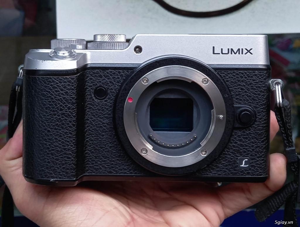 Bán 1 bộ Panasonic Lumix GX8 + lens Lumix 14-42mm HD - 3