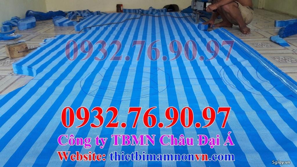 Giường ngủ mầm non giường trẻ em giá rẻ - 4